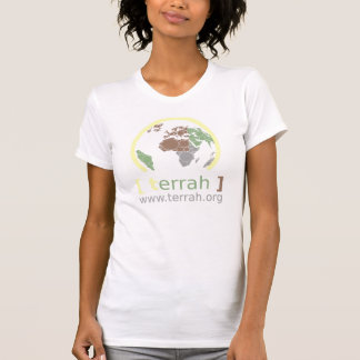 [ terrah ] - Woman T-shirt WHITE