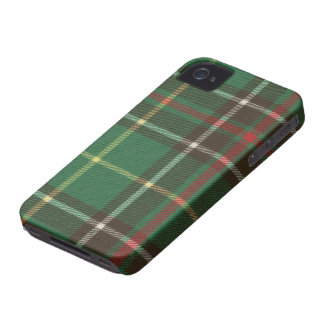 Terre-Neuve Tartan Blackberry BOLD BARELY THERE Ca Case-Mate iPhone 4 Cases