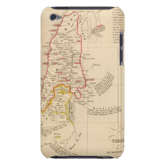 Terre Sainte divisee en royaumes d'Israel Barely There iPod Case