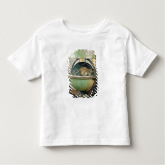 Terrestrial and celestial globe toddler T-Shirt