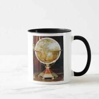 Terrestrial globe, 1688 mug