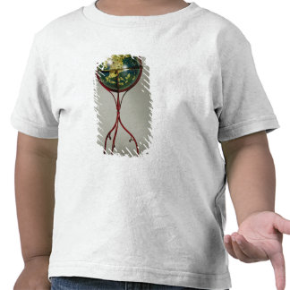 Terrestrial Globe, made in Nuremberg in 1492 Shirt