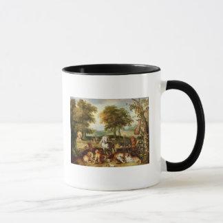 Terrestrial Paradise Mug