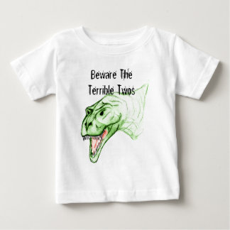 Terrible Twos Grumposaurus Baby T-Shirt