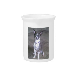 Terrier Dog Drink Pitchers