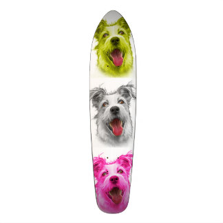 Terrier Mix 2989 - WB 20 Cm Skateboard Deck