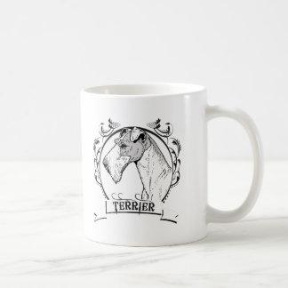 Terrier T-shirt Coffee Mug