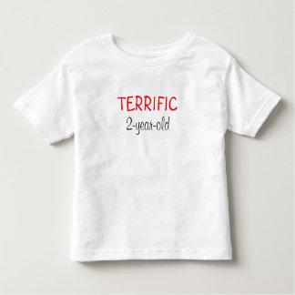 Terrific 2 year old toddler T-Shirt