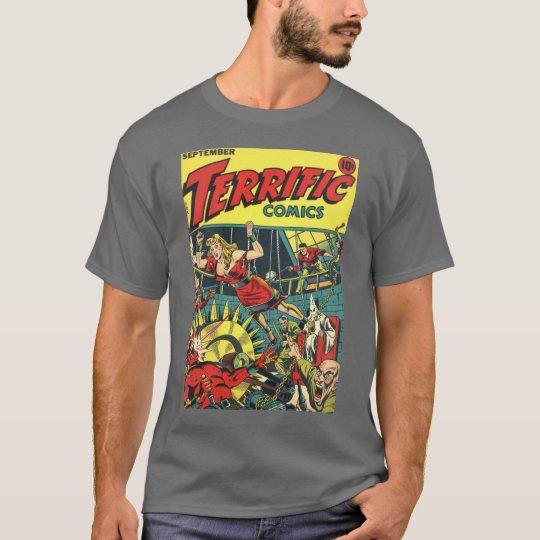 Terrific Comics #5 T-shirt