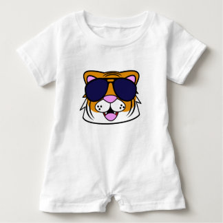 Terrific Tiger Baby Bodysuit