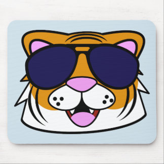 Terrific Tiger Mouse Mat