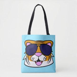 Terrific Tiger Tote Bag