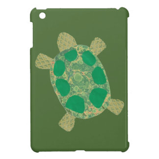 Terrific Turtle Case iPad Mini Cover