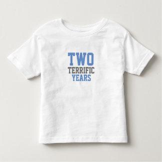 Terrific Twos Toddler T-Shirt