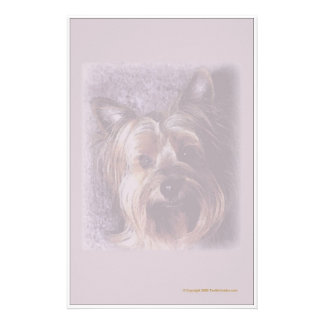 Terrific Yorkies Stationery