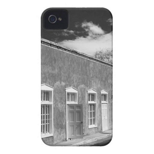 Territorial style architecture, Santa Fe, New Blackberry Bold Cases