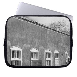 Territorial style architecture, Santa Fe, New Laptop Sleeve