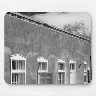 Territorial style architecture, Santa Fe, New Mouse Pad