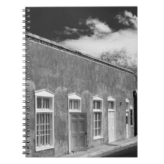 Territorial style architecture, Santa Fe, New Notebooks