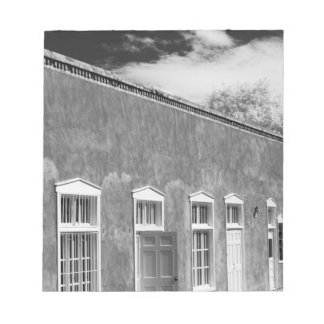 Territorial style architecture, Santa Fe, New Notepad