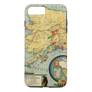 Territory of Alaska iPhone 7 Plus Case