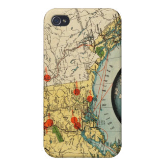Territory of Alaska Cases For iPhone 4