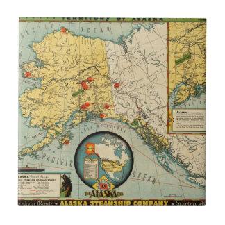 Territory of Alaska Tile