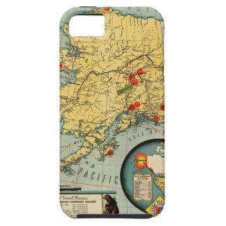 Territory of Alaska Tough iPhone 5 Case