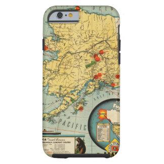Territory of Alaska Tough iPhone 6 Case