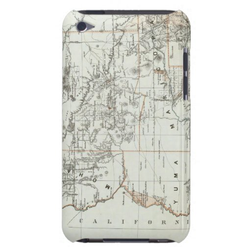 Territory Of Arizona Barely There iPod Case