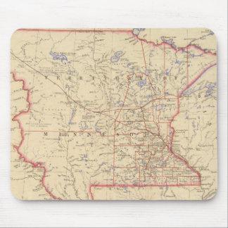 Territory of Minnesota Mouse Mat