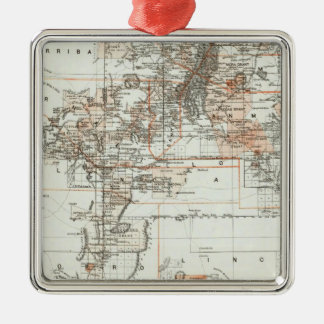 Territory Of New Mexico Christmas Ornament