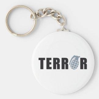 TERROR KEYCHAIN
