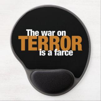 Terror Networks Gel Mousepad