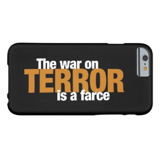 Terror Networks iPhone 6/6s Case Barely There iPhone 6 Case