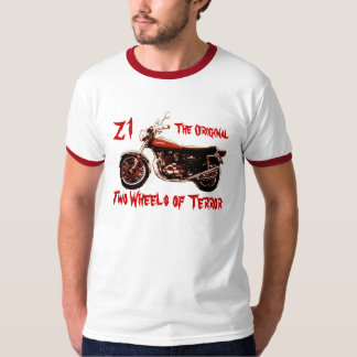 Terror on Two Wheels T-Shirt