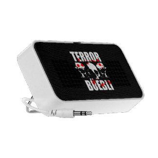 Terrorbüebli - mini more loudspeaker