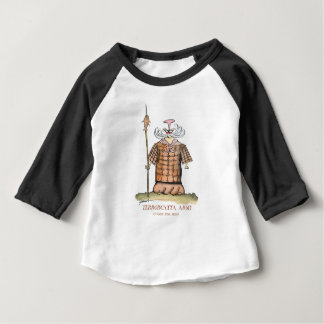 Terrorcatta Army chief fish friar, tony fernandes Baby T-Shirt
