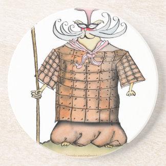 Terrorcatta Army chief fish friar, tony fernandes Coaster