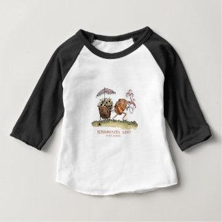 Terrorcatta Army, new recruits, tony fernandes Baby T-Shirt