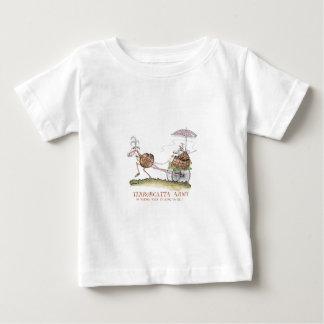 Terrorcatta, silence when talking, tony fernandes baby T-Shirt