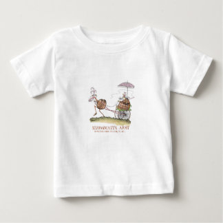 Terrorcatta, silence when talking, tony fernandes baby T-Shirt