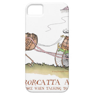 Terrorcatta, silence when talking, tony fernandes case for the iPhone 5