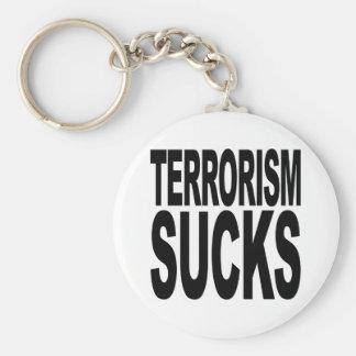 Terrorism Sucks Key Chains