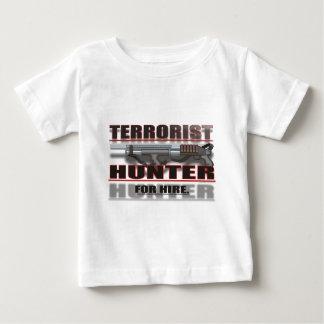 TERRORIST HUNTER BABY T-Shirt