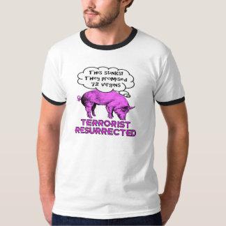 Terrorist Resurrected Pig Shirts