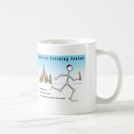 Terrorist Training Center Coffee Mug