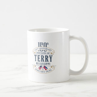 Terry, Mississippi 150th Anniversary Mug