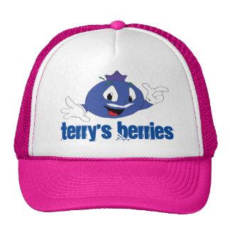 Terry's Berries Trucker Snap Back. Cap
