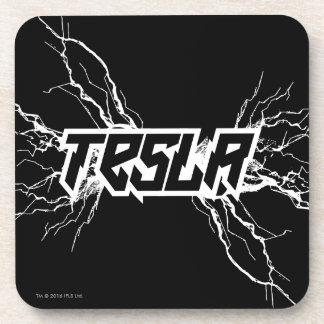 Tesla Drink Coaster